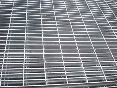 热镀锌钢格板加工后表面发黑的原因