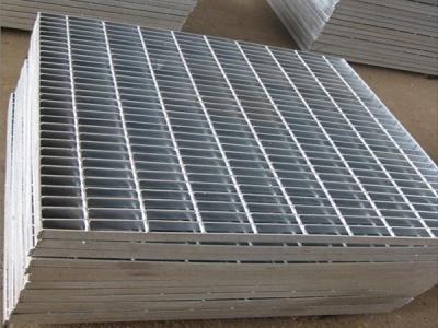 建筑工程中,钢格板的4个应用