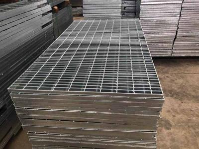 不锈钢钢格板热镀锌后须做相应钝化处理