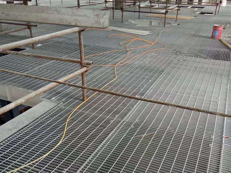 钢格板案例